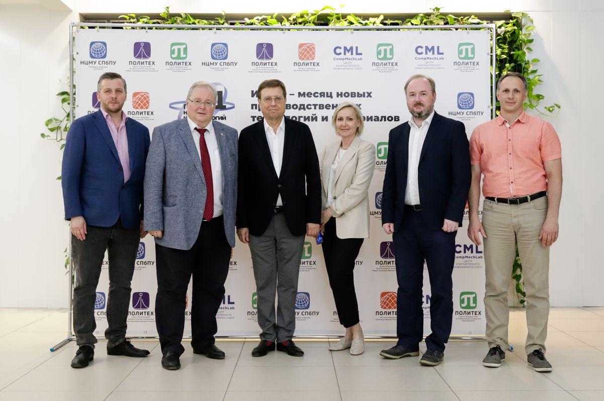Центр НТИ СПбПУ выходит на рынок стекольной промышленности: стратегическое партнерство с мировым лидером – компанией AGC