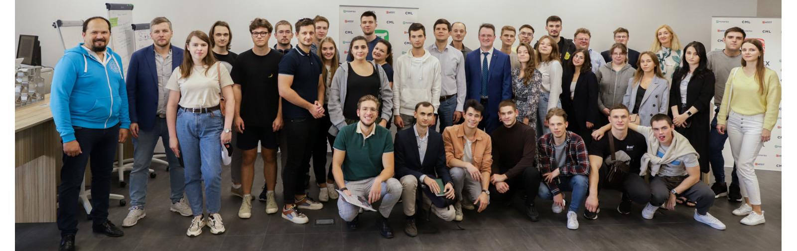 51 новый магистрант: в ИППТ прошла встреча со студентами набора 2021 года