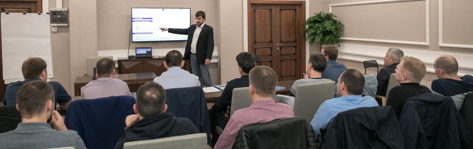 Сотрудники Центра НТИ СПбПУ провели образовательный модуль по программе EMBA для руководителей российской энергетической компании ПАО «Юнипро»